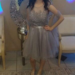 Prom dress xs